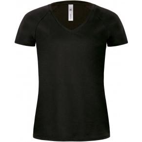 Damen Medium Fit V-Neck T-Shirt