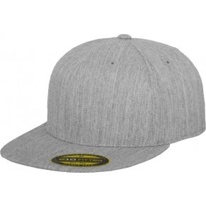 6 Panel Premium 210 Fitted Kappe