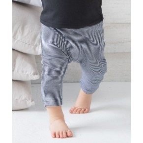 Baby Leggings gestreift